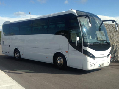 Large Coach 41 Seats